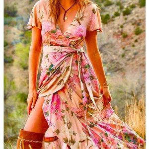 Spell & The Gypsy Lily Maxi Dress